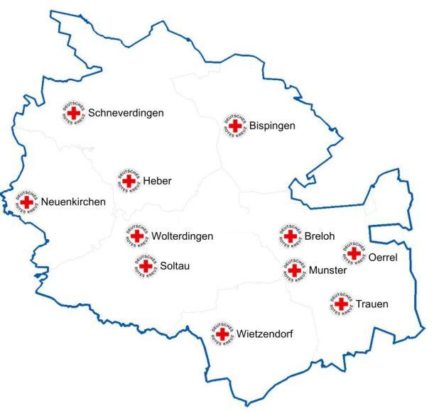 Ortsvereine Im Drk Kreisverband Soltau Drk Kv Soltau E V